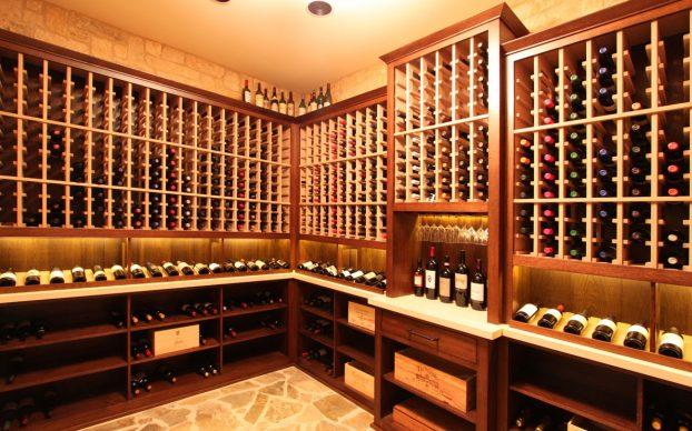 Ligon Wine Room