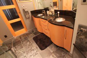 Bath vanity custom cabinets houston custom furniture - Custom bathroom vanities houston ...