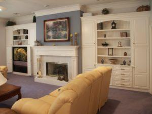 Custom Built Ins For Your Living Room