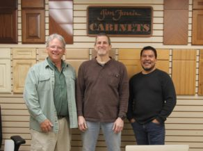 """April 2019 – """"Art Imitating Life"""" – an article about Jim Farris Cabinets from Houston Construction News"""