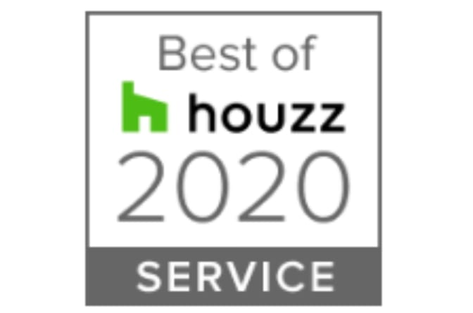 February 2020 – Best of Houzz Award